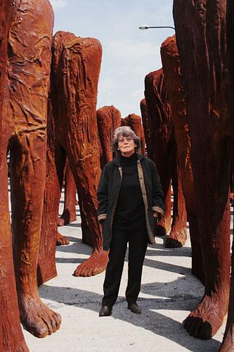 Magdalena Abakanowicz, ecología y arte. 2