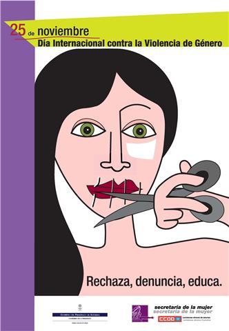 25 de noviembre, Día Internacional contra la Violencia hacia las Mujeres 2