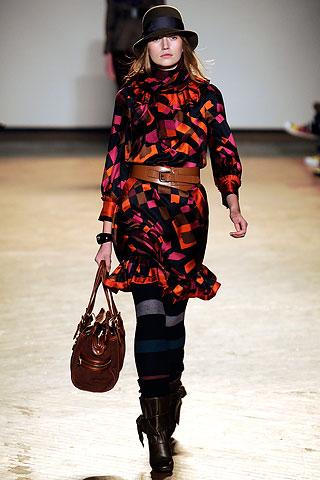 Semana de la Moda de Nueva York: tendencias otoño invierno 2009 2