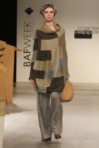 Semana de la Moda: Mariana Dappiano en el BAFWEEK 2