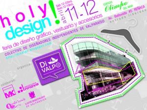 Feria de diseño Colectivo DiValpo 2