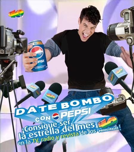 Hazte famosa y vístete con Springfield gracias a Pepsi 3