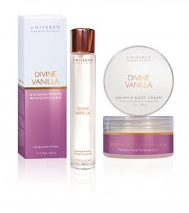 Divine Vanilla Perfume Y Crema