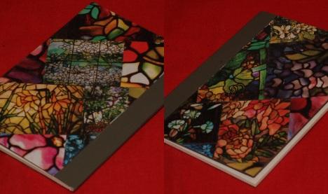 cuadernos de tiffany