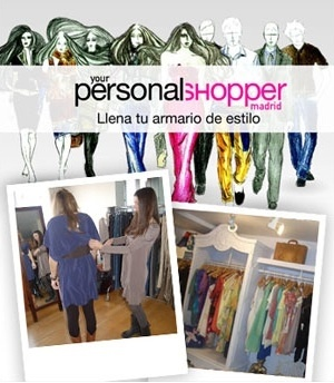 Your Personal Shopper Madrid