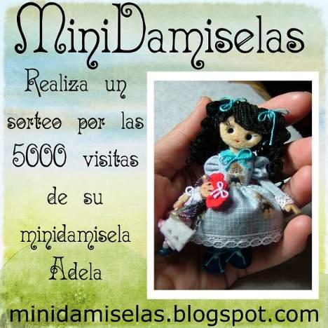Sorteo: Broche de MiniDamiselas 2