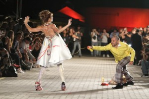 BAFWEEK: El Homenaje de Martín Churba a Alexander MCQueen 2