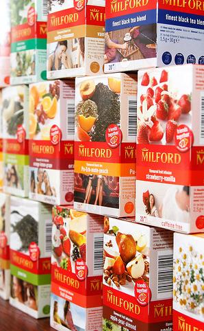 Saborea los 10 sabores de té e infusiones Milford 3