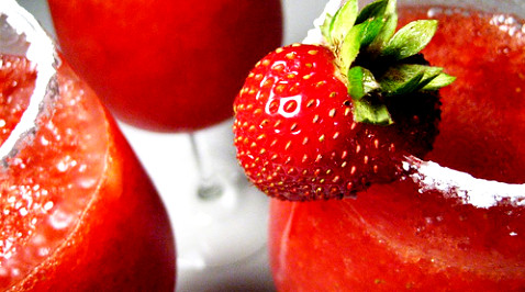 Refréscate con un daiquiri de fresa 3