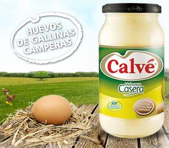Mahonesa Calvé, el complemento más sano para tu dieta 2
