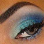 Maquillaje verano 2010: colores fluor 2