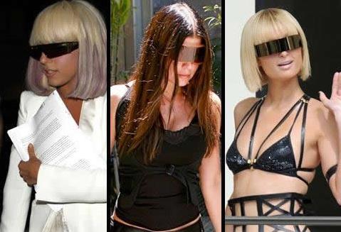Las gafas de sol galácticas marcan tendencia entre los famosos 3
