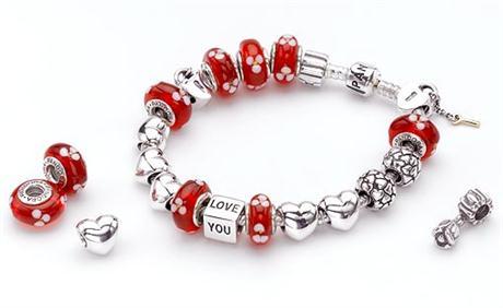 Las pulseras Pandora están de moda 3