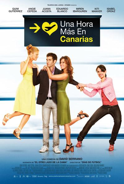 Estrenos de cine: Una hora más en Canarias 3