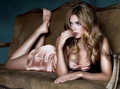 Siguen los embarazos en Victoria's Secret 3