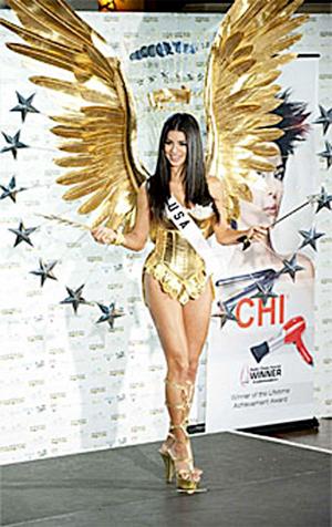 La primera mujer musulmana como Miss América 3