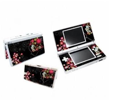 Llena de flores tu Nintendo DS Lite 3