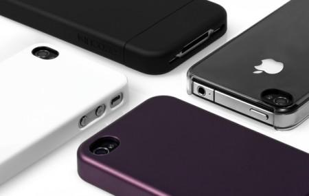 iPhone 4 ya tiene fundas de InCase 1