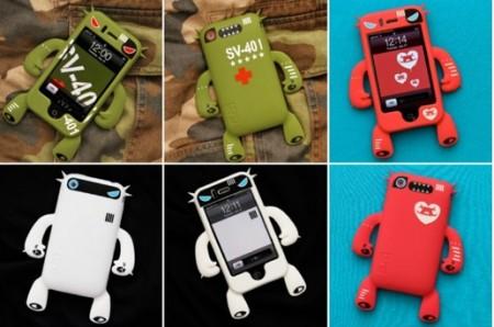 Roboprotege tu iPhone 4