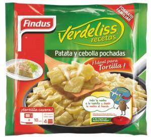 Findus Verdeliss Patata y Cebolla Pochadas: Un vuelta a la tortilla diferente 5