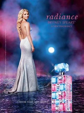 Sale a la venta Radiance, la nueva fragancia de Britney Spears 3