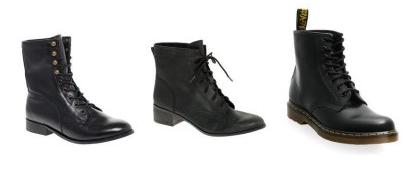 Los botines con cordones, tendencia en calzados este otoño-invierno 2010 4