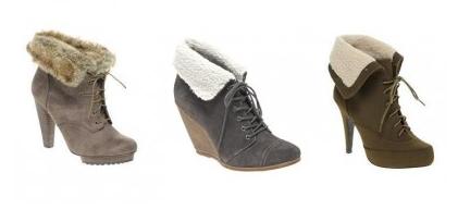 Los botines con cordones, tendencia en calzados este otoño-invierno 2010 7