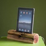 Original accesorio para tu iPad, de madera 2