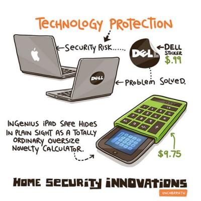 Gadgets a salvo 3
