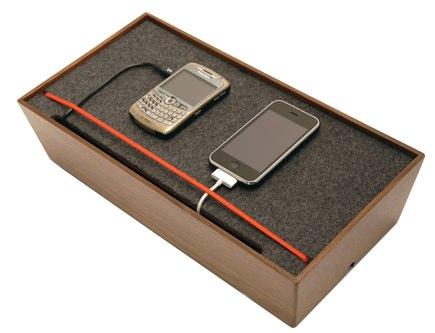 Carga tus gadgets con orden 1