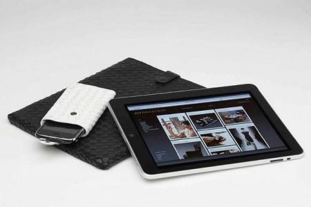 Bottega Veneta también lanza fundas para iPad 3