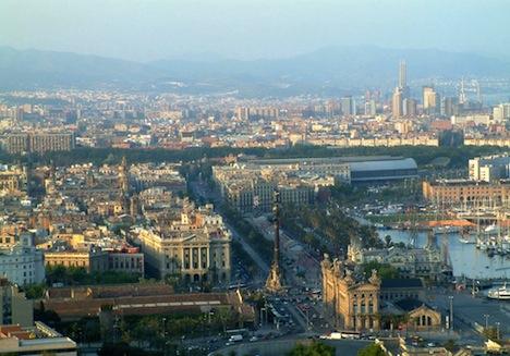 De hoteles por Barcelona 2