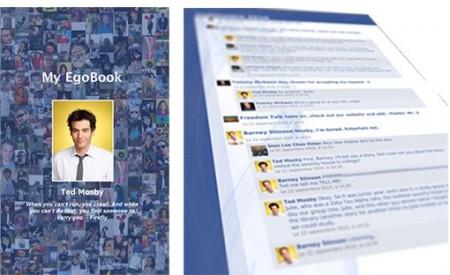 Egobook, el libro de tu Facebook 1