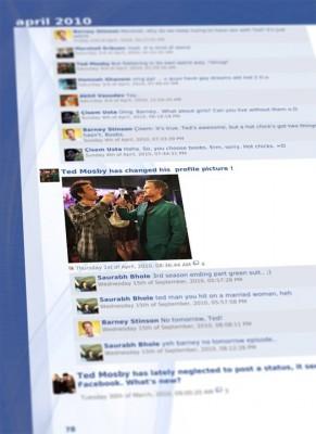 Egobook, el libro de tu Facebook 5