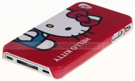 Hello Kitty llega a tu iPhone 4 4