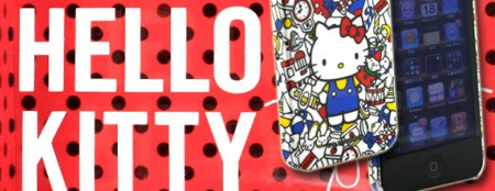 Hello Kitty llega a tu iPhone 4 1