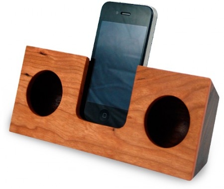 Más madera para tu iPhone 3