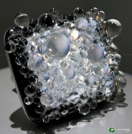 El móvil de gotas de agua 2