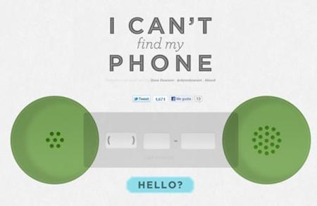 ¡No encuentro mi móvil! 3