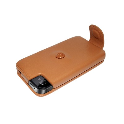 Funda de piel funcional para tu iPhone 4 2