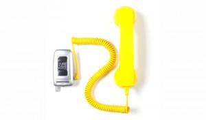 Como los teléfonos de antes. 2