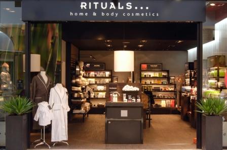 Viví la experiencia, puedes vivirla tu a través de la web www.ritualsshop.es 2
