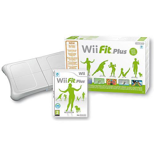 Wii Fit Plus 3