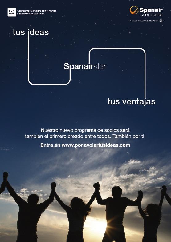 SpanairStar: El plan de socios a tu medida 3