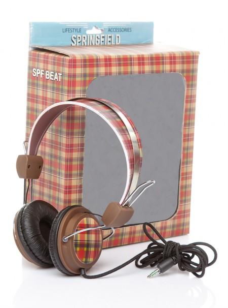 Headphones de Springfield 3