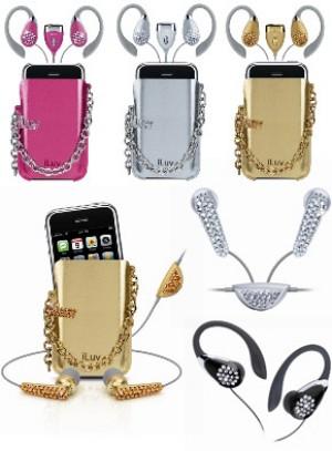 Accesorios de lujo para tu iPod 3
