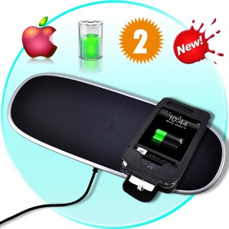 Cargador inalámbrico para iPod e iPhone 3