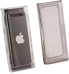 Funda transparente para iPod Shuffle 3