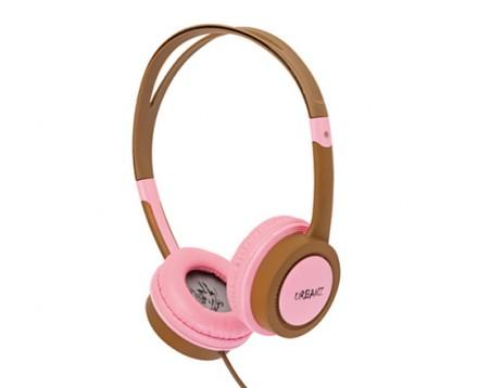 Auricular vibe rosa de Urbanz 1