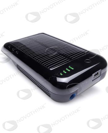 Cargador solar cargador para el iPod touch 1